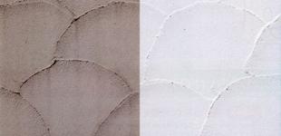 光触媒塗装のイメージ